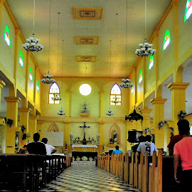 a place for prayer by Greg Crisostomo - Buildings & Architecture Places of Worship (  )