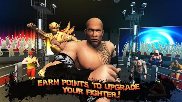Wrestling Smackdown Revolution apk screenshot