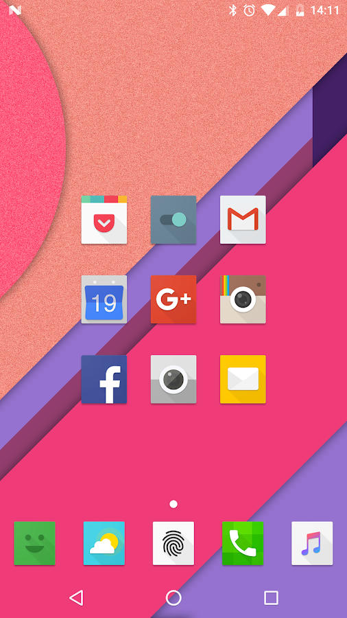OnePX - Icon Pack Screenshot 0