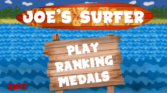 Joe's Surfer - screenshot