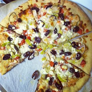 Mediterranean Chicken Pizza Recipes