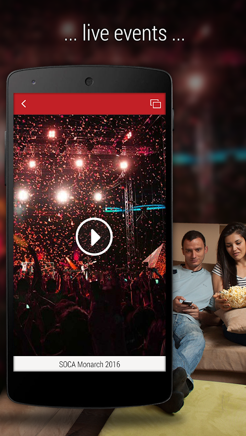 Flipps – Movies, Music & News Screenshot 5