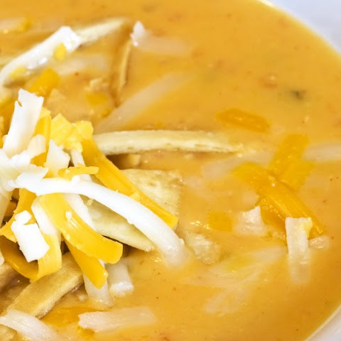 Copycat Ground Round Mexican Chicken and Tortilla Soup