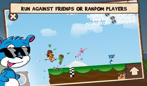 Fun Run - Multiplayer Race screenshot 12