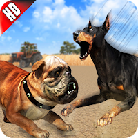 Angry Dog Fighting Hero: Wild Street Dogs Attack on PC / Windows 7.8.10 & MAC