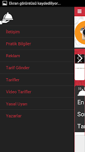 Derleme Tarifler - screenshot