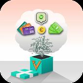 vCash - Free Gems && Cash APK for Bluestacks