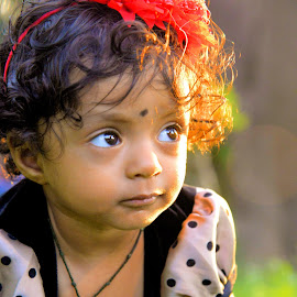 less than 1 year old beauty  by Muralimohan Krishnan - Babies & Children Babies ( less than 1 year old beauty,  )