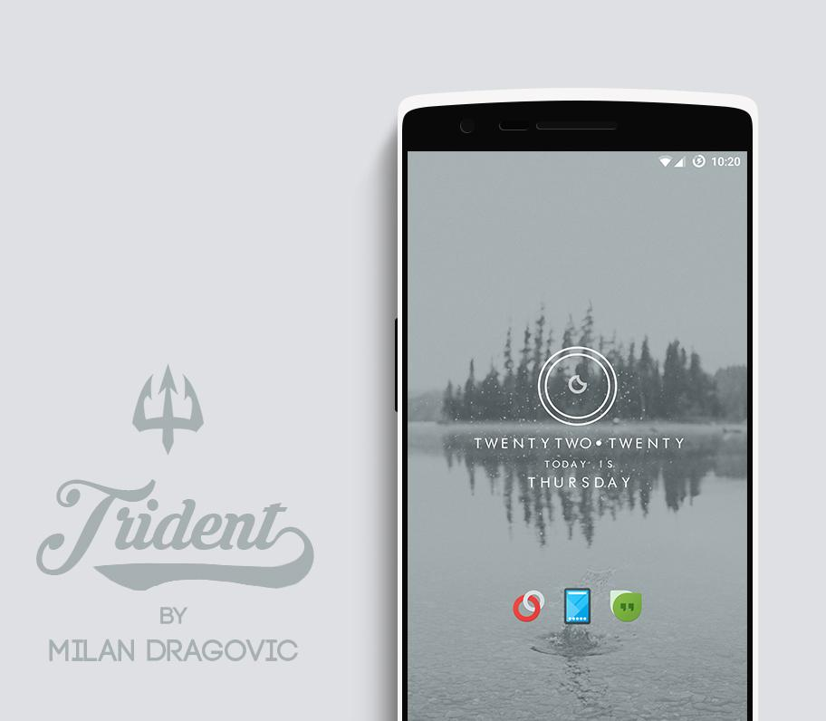 Trident for Zooper Screenshot 0