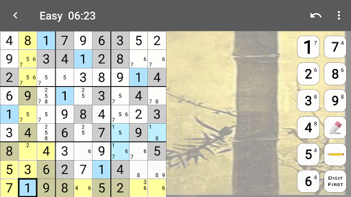 Sudoku screenshot 5