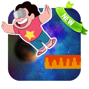 Download Steven : Jumping Steve In The Universe For PC Windows and Mac