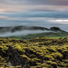 by Oddsteinn Björnsson - Landscapes Mountains & Hills