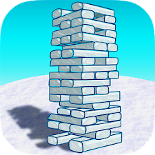 Block Tower Puzzle 3D