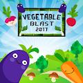 Vegetable Blast 2017 APK for Bluestacks
