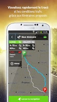 Screenshot of Mappy GPS Free