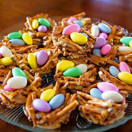 Bird's nests by Will McNamee - Food & Drink Candy & Dessert ( dld3us@aol.com, gigart@aol.com, aundiram@msn.com, danielmcnamee@comcast.net, mcnamee2169@yahoo.com, ronmead179@comcast.net )