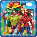 Slide Mashers Hero Game APK for Bluestacks