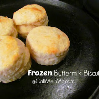 Frozen Buttermilk Biscuits