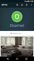 Screenshot of XFINITY Home
