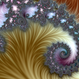 by Cassy 67 - Illustration Abstract & Patterns ( swirl, digital art, spiral, fractal, digital, fractals )