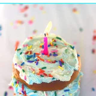Birthday Cake Cream Cheese