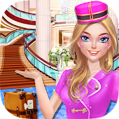 Hotel Hostess Girl - Dream Job APK for Bluestacks