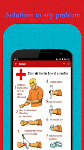 Appi- First Aid - screenshot