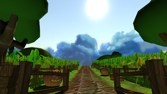 Farmer vs Evil VR Screenshot