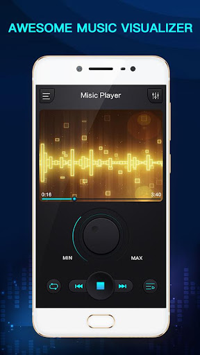 Free Music - MP3 Player, Equalizer & Bass Booster For PC