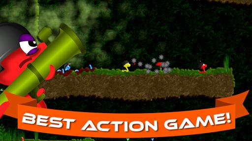 Annelids: Online battle screenshot 1
