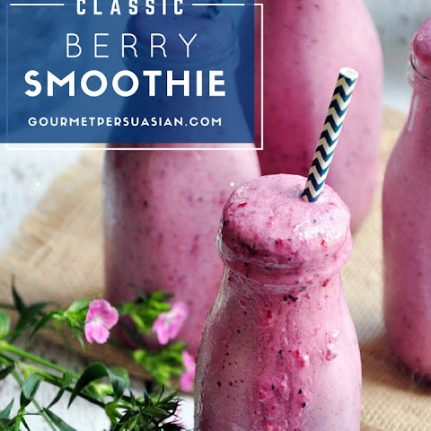 Classic Berry Smoothie