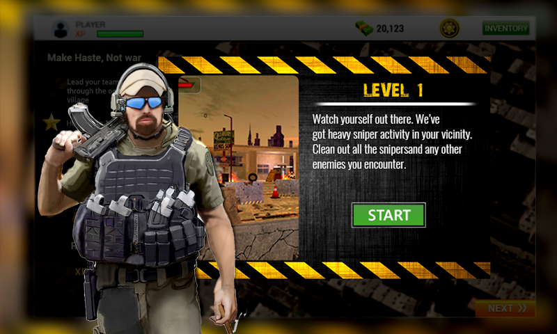 Army Commando Assault Screenshot 4