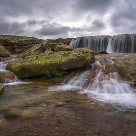 Let if flow happily in nature..!!! by Andy Pariat - Landscapes Waterscapes