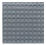 Пластина Baseplate для конструкторов, серая