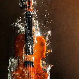 by Kamal Fauzan Saefudin - Artistic Objects Musical Instruments