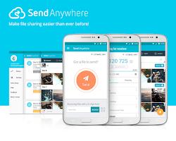 Screenshot of Send Anywhere (File Transfer)