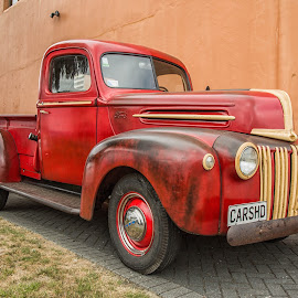 Ford Truck by Barry  Stead - Transportation Other