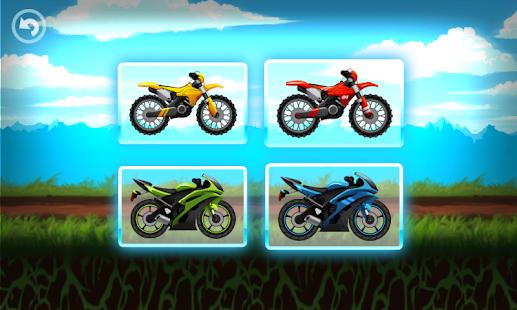 Fun Kid Racing - Motocross- screenshot thumbnail