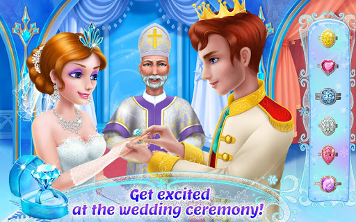 Ice Princess - Wedding Day For PC