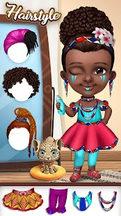 Pretty Little Princess  Dress Up Hair amp Makeup Für PC Windows & Mac