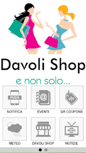 DAVOLI SHOP E NON SOLO - screenshot