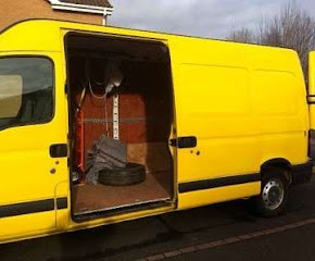 Our Yellow Van