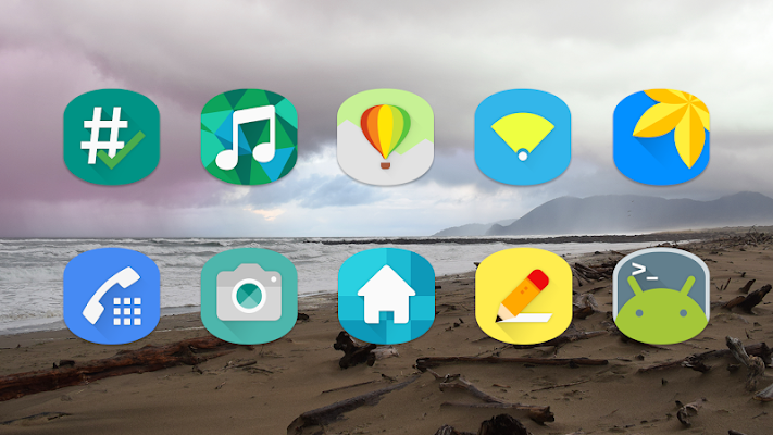 Pixcyl - Icon Pack Screenshot Image