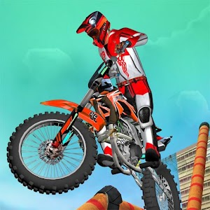 Stunt Master - Bike Race Online PC (Windows / MAC)