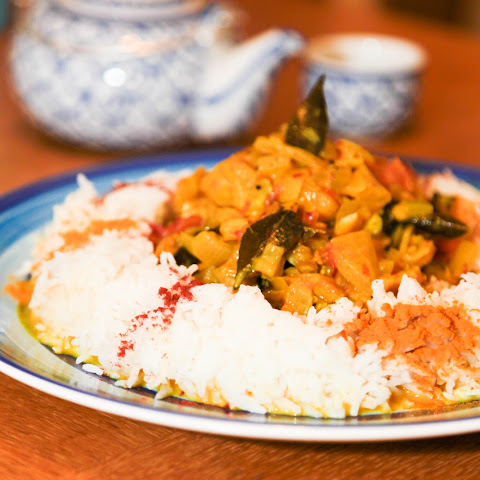 Max's Keralan Fish Curry