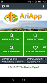 AriApp - Camping/Camper Areas Apk Download Free for PC, smart TV