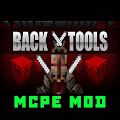 Backtools Mod for Minecraft PE APK for Bluestacks