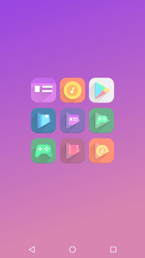 Vopor - Icon Pack Screenshot 10