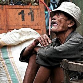 by Chrisna Ariwijaya - People Portraits of Men