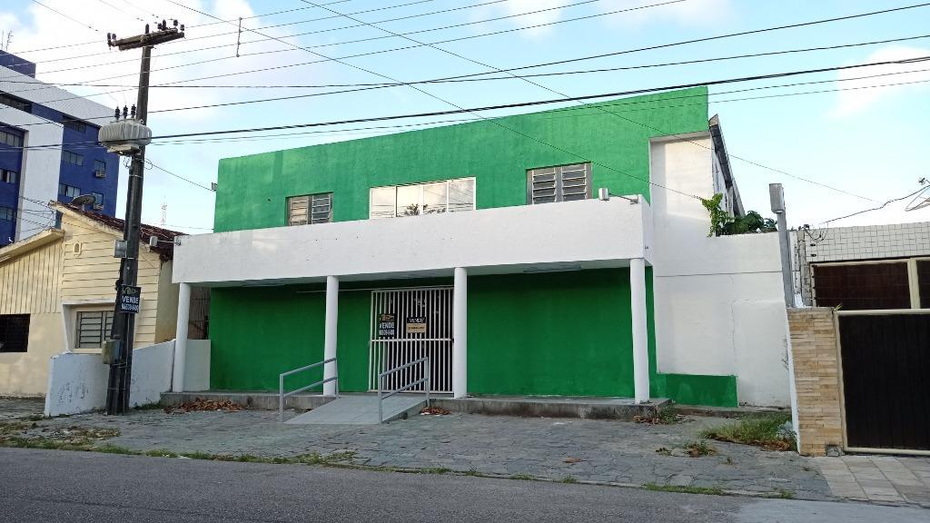 Prédio, 1108 m² - venda por R$ 1.600.000,00 ou aluguel por R$ 18.000,00/ano - Torre - João Pessoa/PB